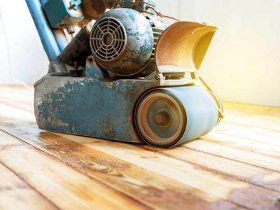 Alte Holzböden aufbereiten