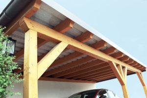 Carport bauen lassen Kosten