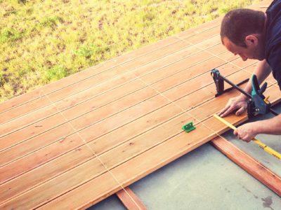 Holzterrasse Kosten