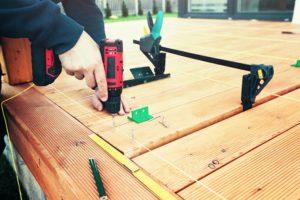 Holzterrasse Kosten Material und Arbeitsaufwand