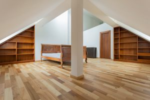 Kosten beim Dachbodenausbau